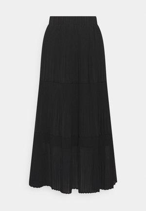 RYANNA SKIRT - A-line skirt - black