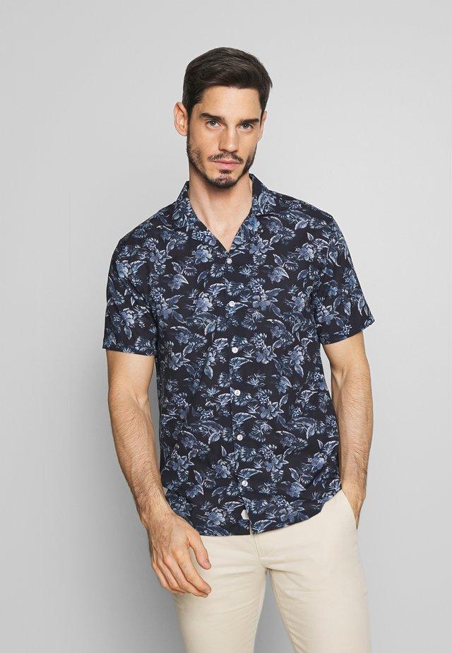 ANTON - Skjorter - navy blazer