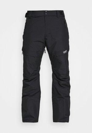 TILT PANT - Talvihousut - black