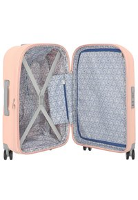 Delsey - CLAVEL - Wheeled suitcase - light pink - 3