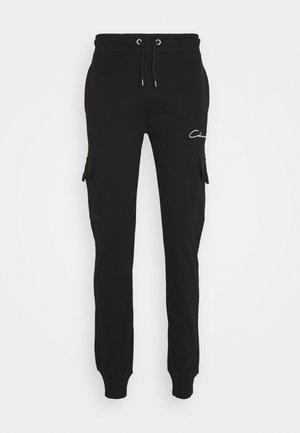 UTILITY JOGGER - Pantaloni sportivi - black