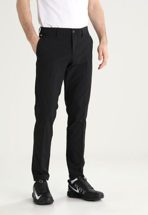 ELLOTT MICRO - Pantaloni - black