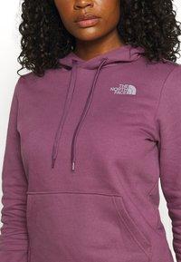 The North Face - CLIMB HOODIE - Sweatshirt - pikes purple - 4
