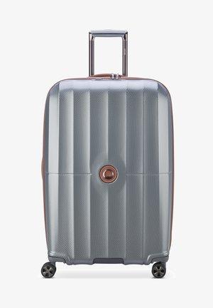 ST. TROPEZ - Wheeled suitcase - platin