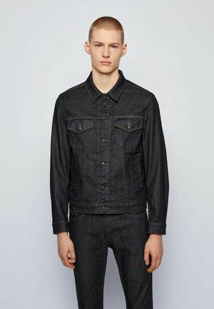 PASEDENA - Denim jacket - dark blue