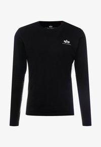 Alpha Industries - 198517 - Long sleeved top - black - 4