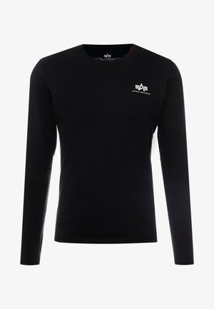198517 - Long sleeved top - black