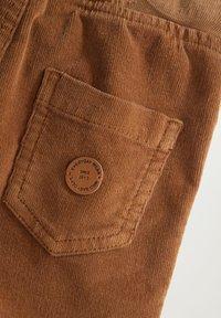 Mango - MORITZ - Trousers - tabákově hnědá - 3