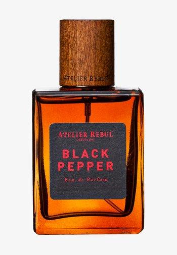 BLACK PEPPER EAU DE PARFUM 50 ML FOR MEN - Eau de Parfum - -