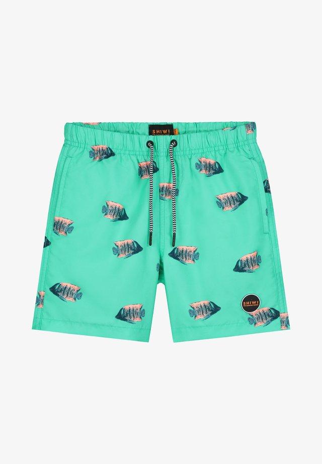 BOYS SWIMSHORT MOONFISH - Swimming shorts - pappagallo