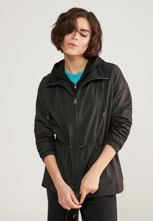 Outdoor jacket - nero