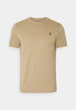 Basic T-shirt - boating khaki