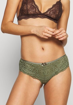 BRAZILIAN - Briefs - four leaf clover