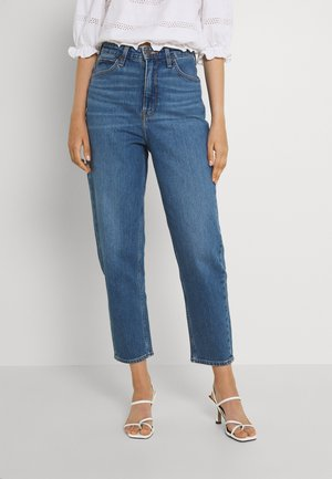 STELLA TAPERED - Jeans Relaxed Fit - worn iris