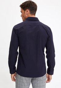 DeFacto - Formal shirt - indigo - 1
