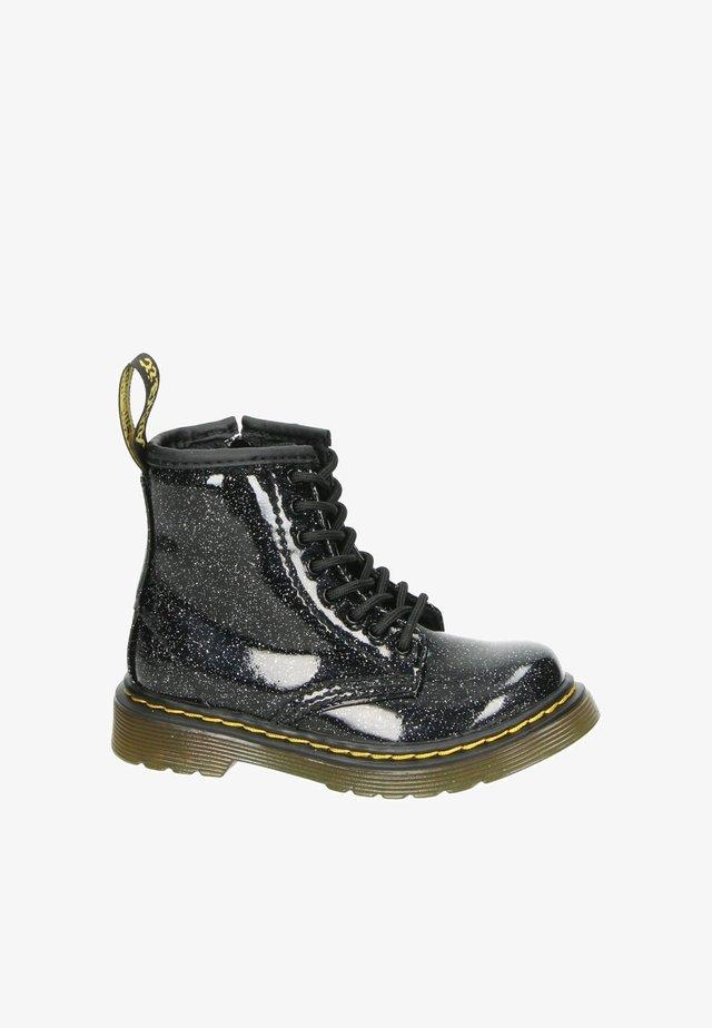 VETERBOOTS - Korte laarzen - zwart