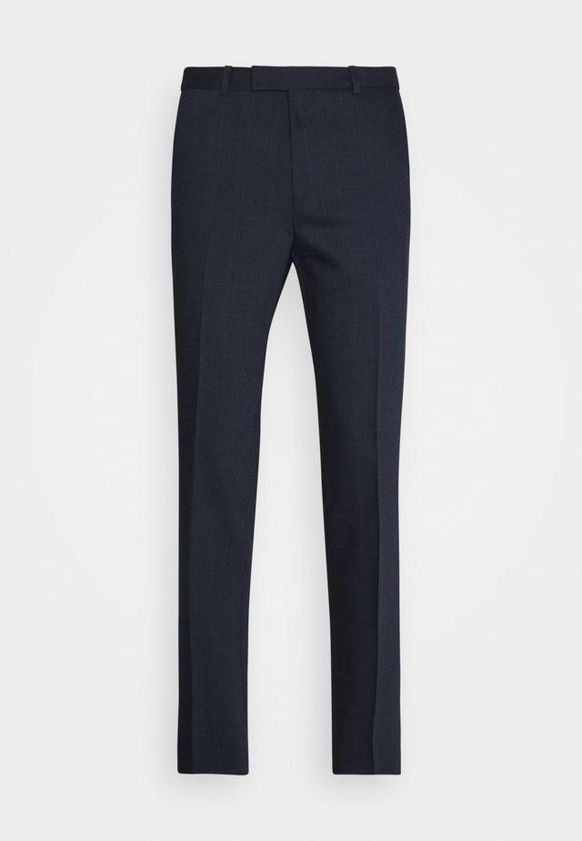 HEIRO - Pantalon de costume - dark blue