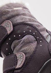 Lurchi - KIMMI-SYMPATEX - Winter boots - aubergine - 5