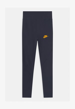 FAVORITES - Legging - obsidian/university gold