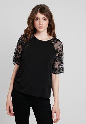 VMALBERTA - T-shirt imprimé - black