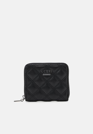 CESSILY SMALL ZIP AROUND - Wallet - black