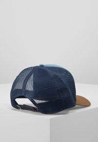 Buff - TRUCKER - Cap - brak stone blue - 3
