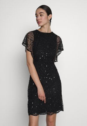 RAFEAELLA DRESS - Cocktailkjoler / festkjoler - black