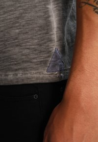 Key Largo - ARENA - Print T-shirt - silber - 5