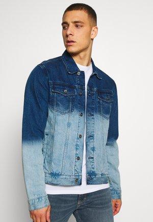 ARIES  - Veste en jean - mid blue