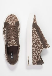 DKNY - COURT - Trainers - chino - 3