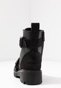 UGG - NOE - Cowboystøvletter - black - 5