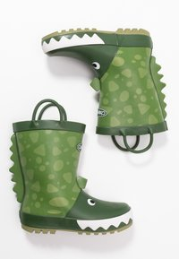 Chipmunks - DARCY - Wellies - green - 0