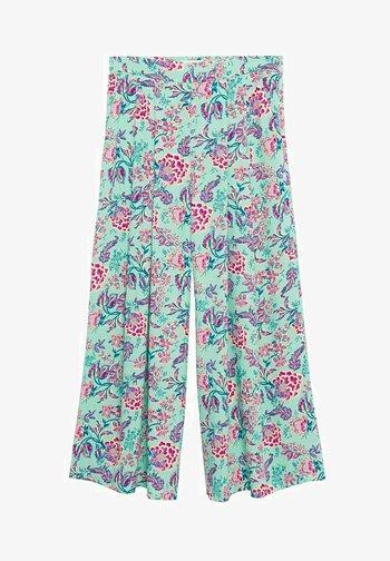 Pantalones - pastellgrün
