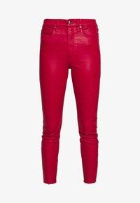 Good American - GOOD WAIST CROP - Jeans Skinny Fit - ruby - 3