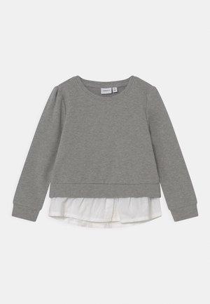 NMFNIMBU - Sweatshirt - grey melange