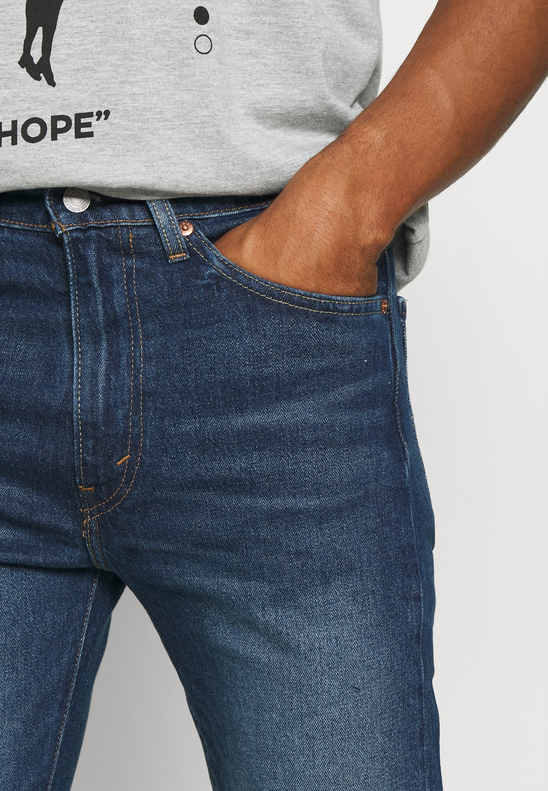 Uomo SO HIGH SLIM - Jeans a sigaretta