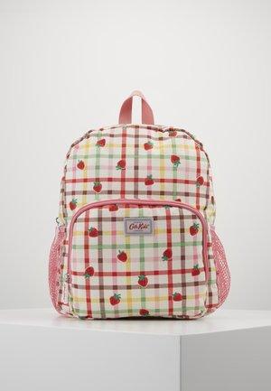 KIDS CLASSIC LARGE WITH POCKET - Tagesrucksack - light pink