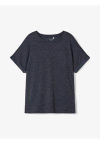 Name it - Basic T-shirt - dark sapphire - 2