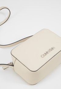 Calvin Klein - CAMERABAG - Across body bag - beige - 2