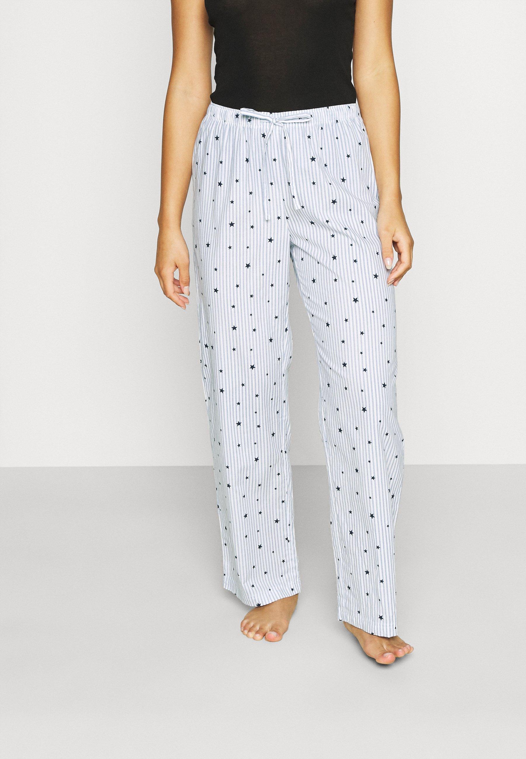 Damen NEW PANT DRAWSTRING - Nachtwäsche Hose
