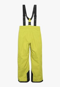 The North Face - SNOW PANT - Schneehose - citro green - 1