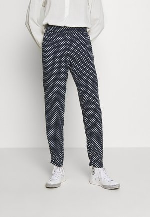 JDYSTARR LIFE PANT - Trousers - sky captain/cloud dancer