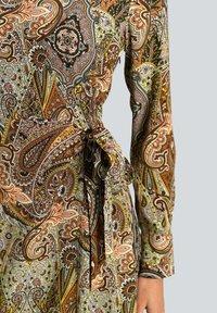 Alba Moda - Day dress - camel beige schwarz - 3