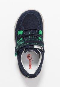 Superfit - MOPPY - Scarpe primi passi - blau/grün - 1