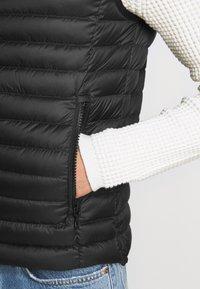 Colmar Originals - Waistcoat - black-spike - 6