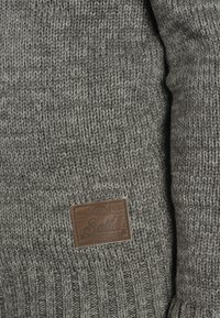 Solid - PHILOSTRATE - Jumper - dark grey - 3