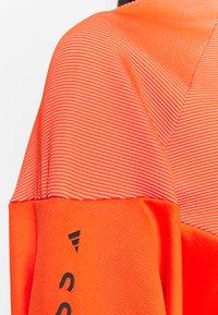 adidas Performance - COVER UP - Trainingsjacke - active orange/black - 6