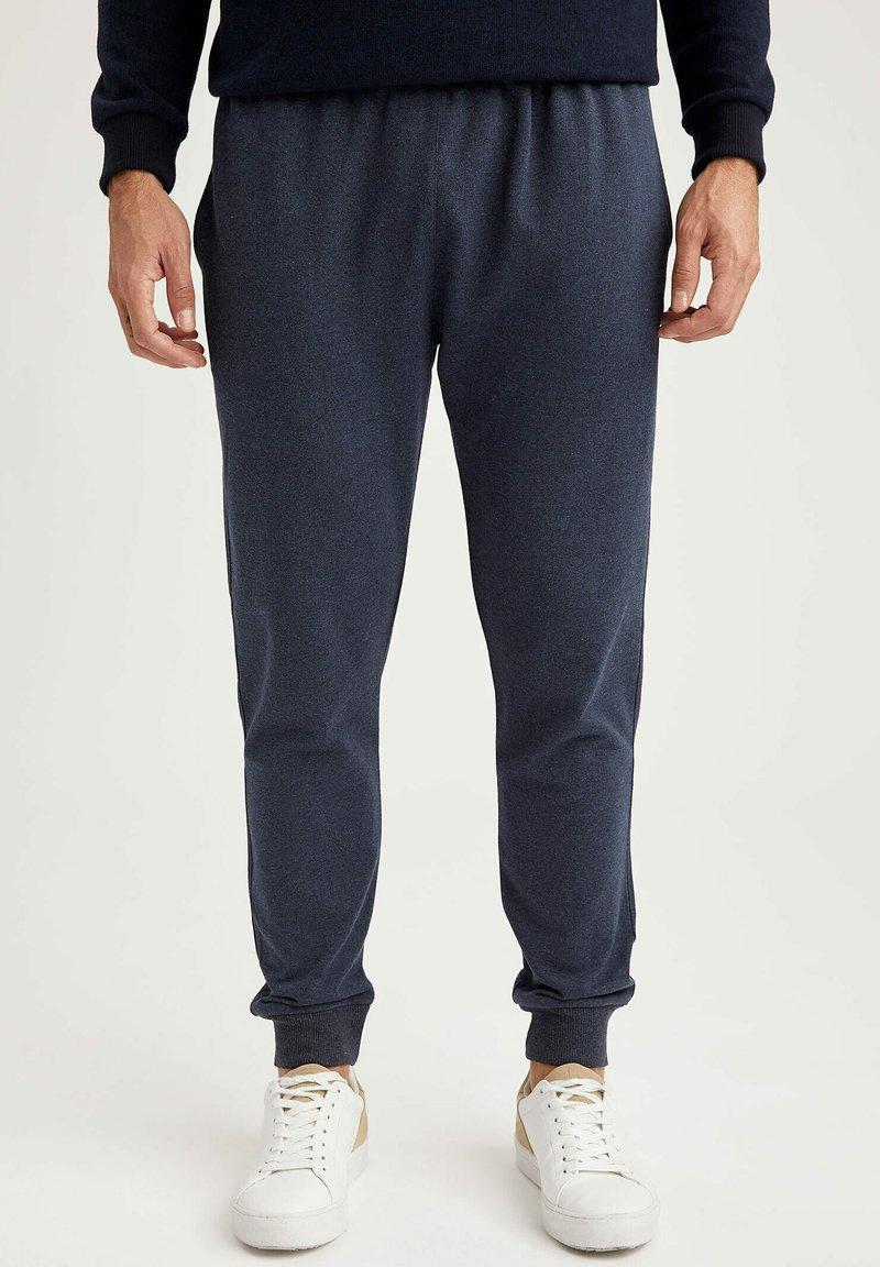 DeFacto - Pantaloni sportivi - indigo