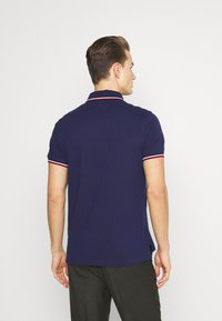 Tommy Hilfiger - TIPPED SLIM - Polo - yale navy - 2