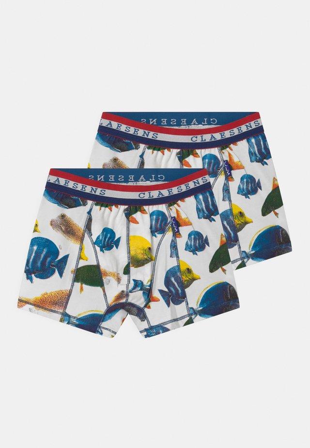 BOXER AQUA 2 PACK - Panties - multi-coloured